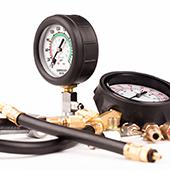 Manômetroe Instrumentos - Garage 19 Racing